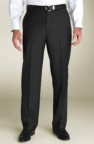 Presidential Suit Separates Slacks Signature Collection Suit Trouser Italian Super 140s Flat Front Pants Jet Black (40 Waist Unhemmed) Darya Trading,http://www.amazon.com/dp/B004TD0TH8/ref=cm_sw_r_pi_dp_ixPCtb0HAAW49998