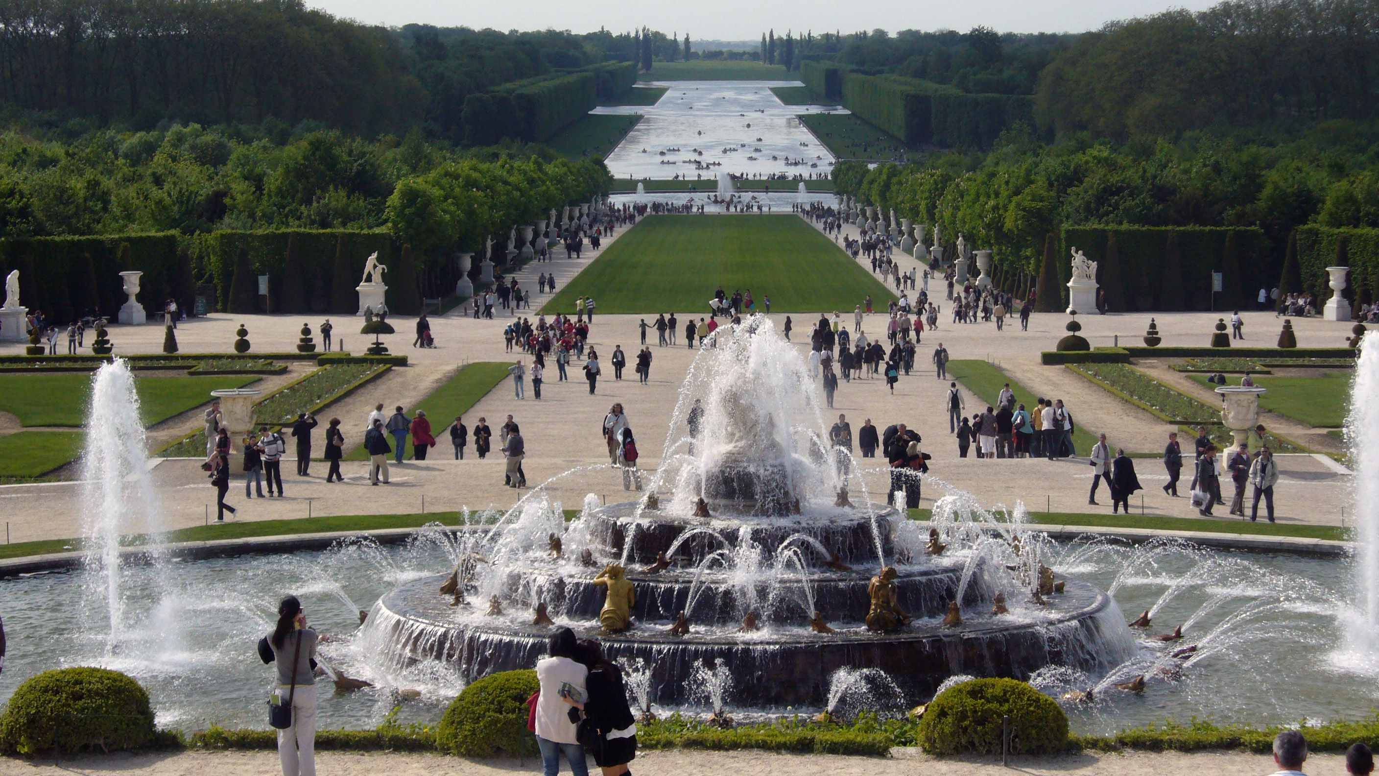 Gardens Of Versailles Fountains 6