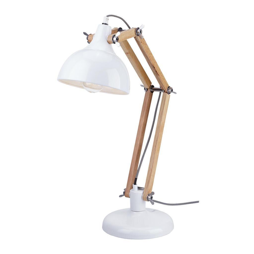 Led Leuchte Mit Batterie Und Schalter Nachttischlampe Glas Lampe Landhausstil Weiss Tischlampe Barefoot Ku Weisse Tischlampe Lampen Landhausstil Led Birnen