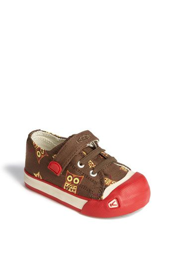 2cc487ea45 Keen  Coronado - Owls  Sneaker (Baby
