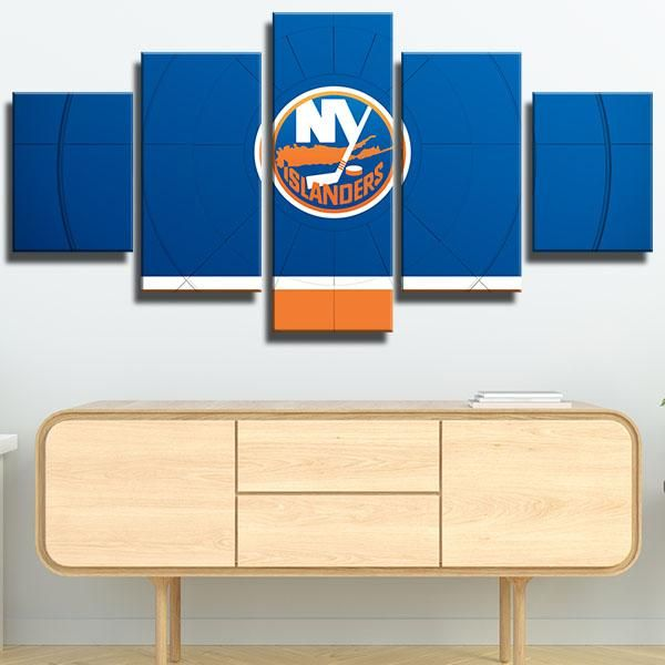 New York Islanders Royal Blue Emblem Shopping perfect NHL new york islanders emblem blue canvas dec