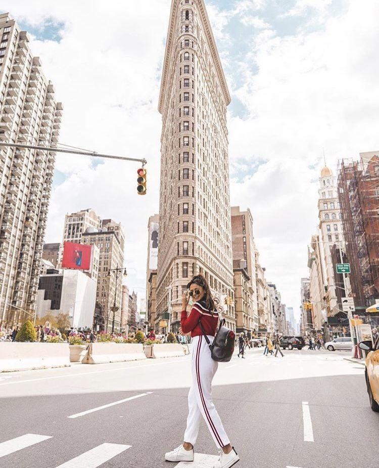 Flat Nyc: Flat Iron Building NYC