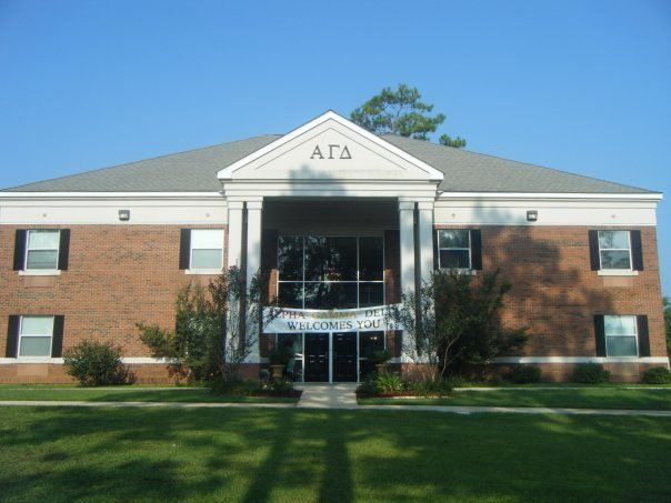Alpha Gamma Delta Theta Epsilon Chapter University Of South
