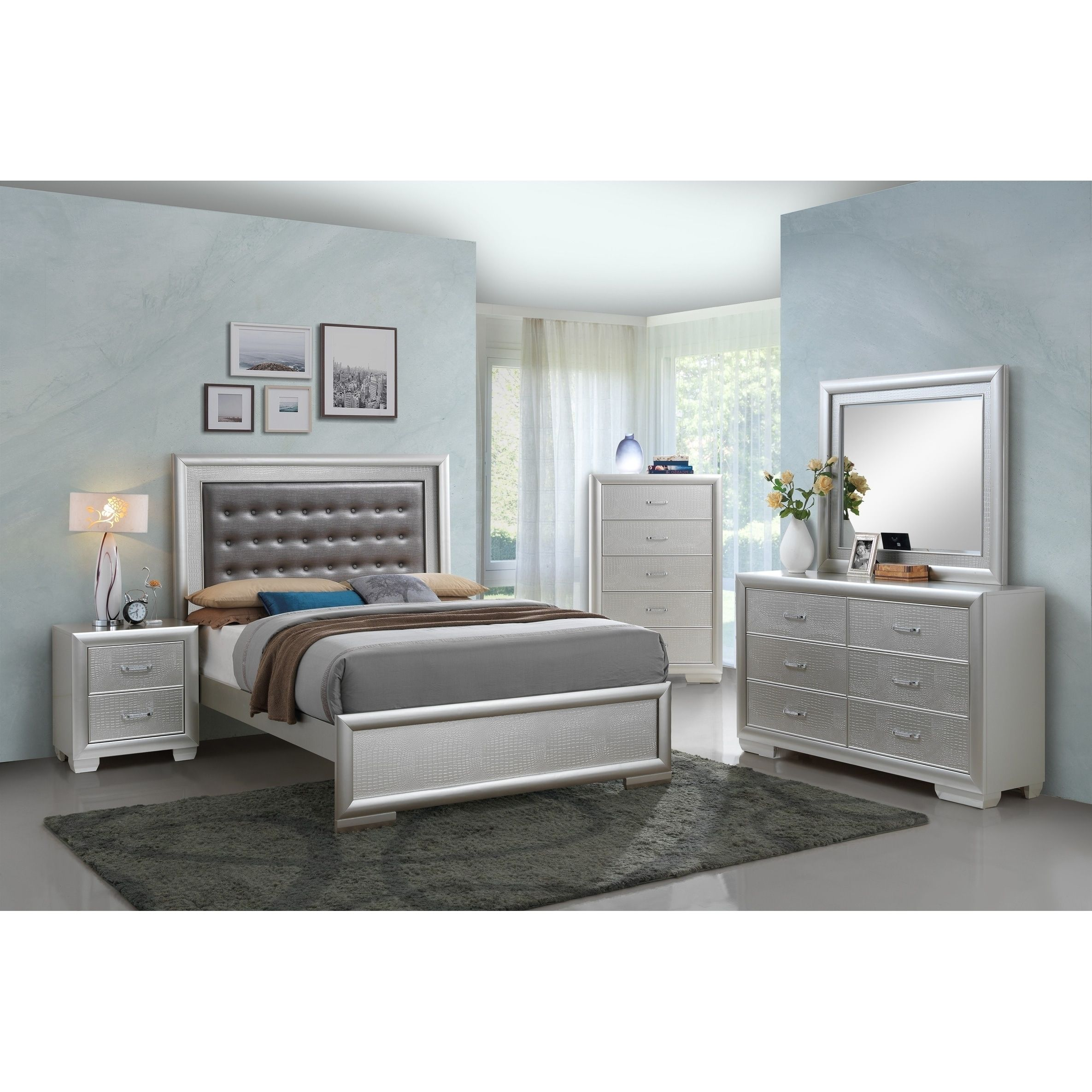 full bed set on Pin On Products
