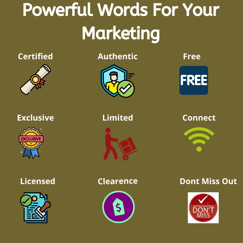 Marketing is the ultimate way to achieve your business