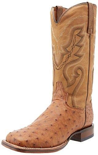 6b90cd53efe Dan Post Western Boots Mens Chandler Full Quill 10.5 D Apache DP2984 ...