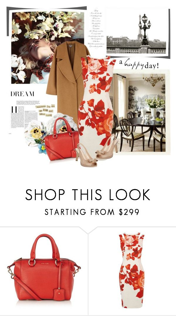 """~Wherever you go, go with all your heart~"" by nicolesynth ❤ liked on Polyvore featuring Karen Millen and Karen Scott"