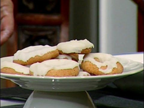 Rosquitas dulces y wafles (Taralli dolci e ferratelle)