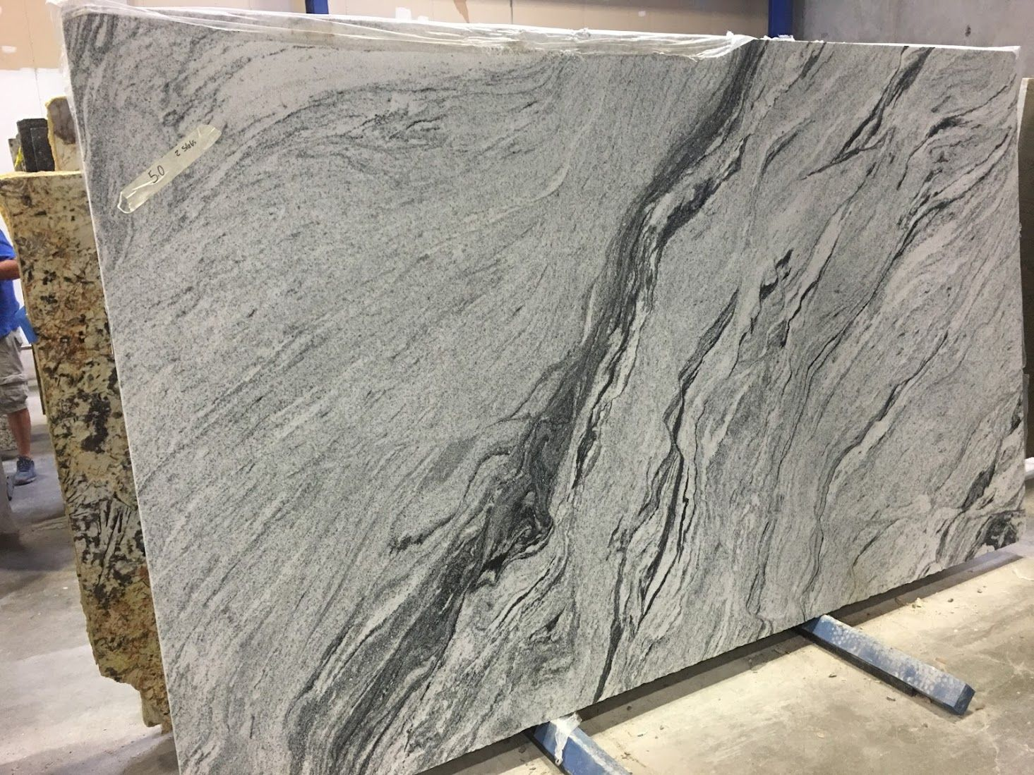 Best Viscon White Granite Some Places Call It Viscount White 400 x 300