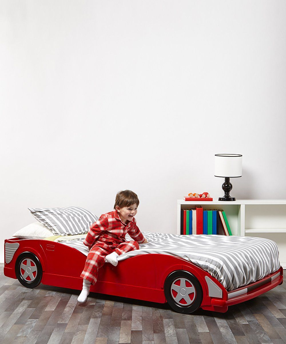 Delight Your Child With Our Adorable Bentley Race Car Bed That Will Have Your Little Racer Excited To Go To Sleep Every Night Th Race Car Bed Kid Beds Car Bed