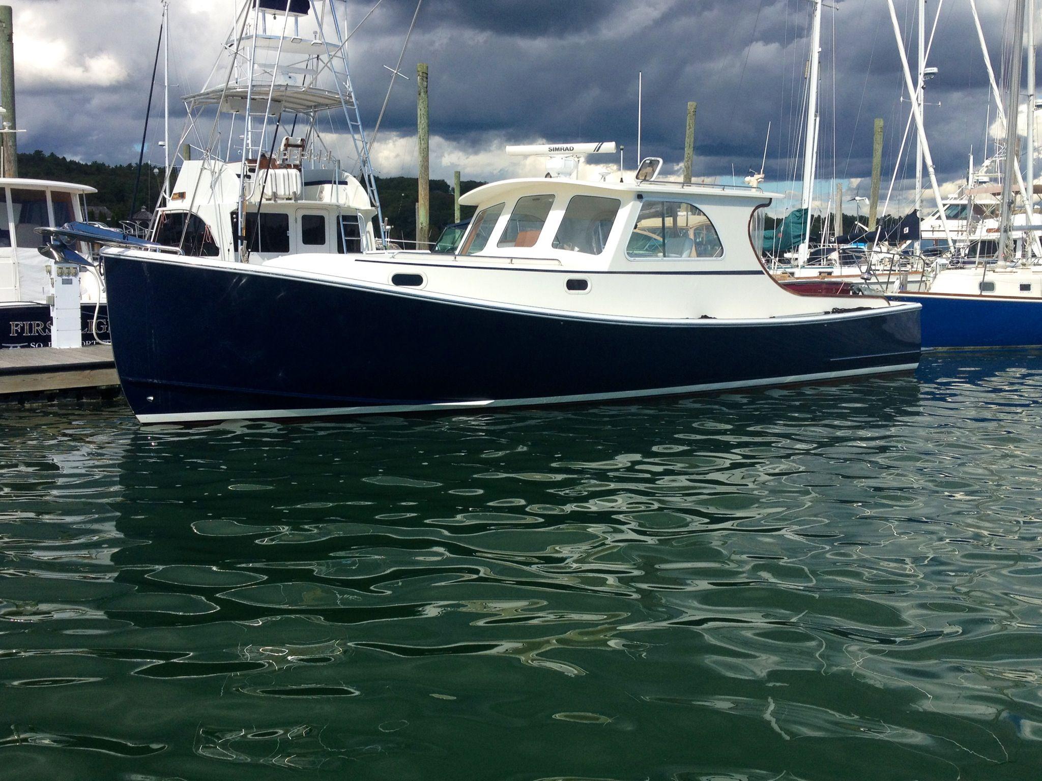 Boats yachts maine boats lobster boats picnic boats sailing - Northern Bay 36 Ht Exp Yachts