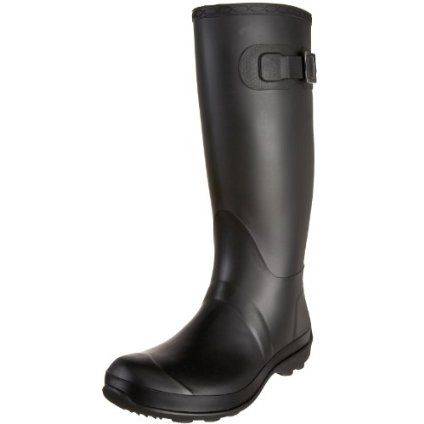 Navy Asgard Womens Ankle Rain Boots Waterproof Chelsea Boots