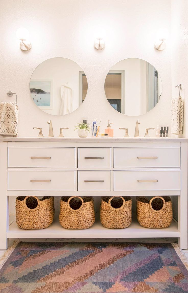 How To Organize Your Bathroom #organize #ideas #home #decor