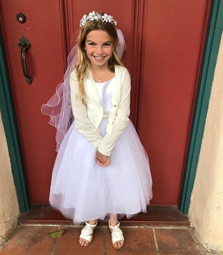 Mia Talerico Dresses Flower Girl Dresses First Communion Dress