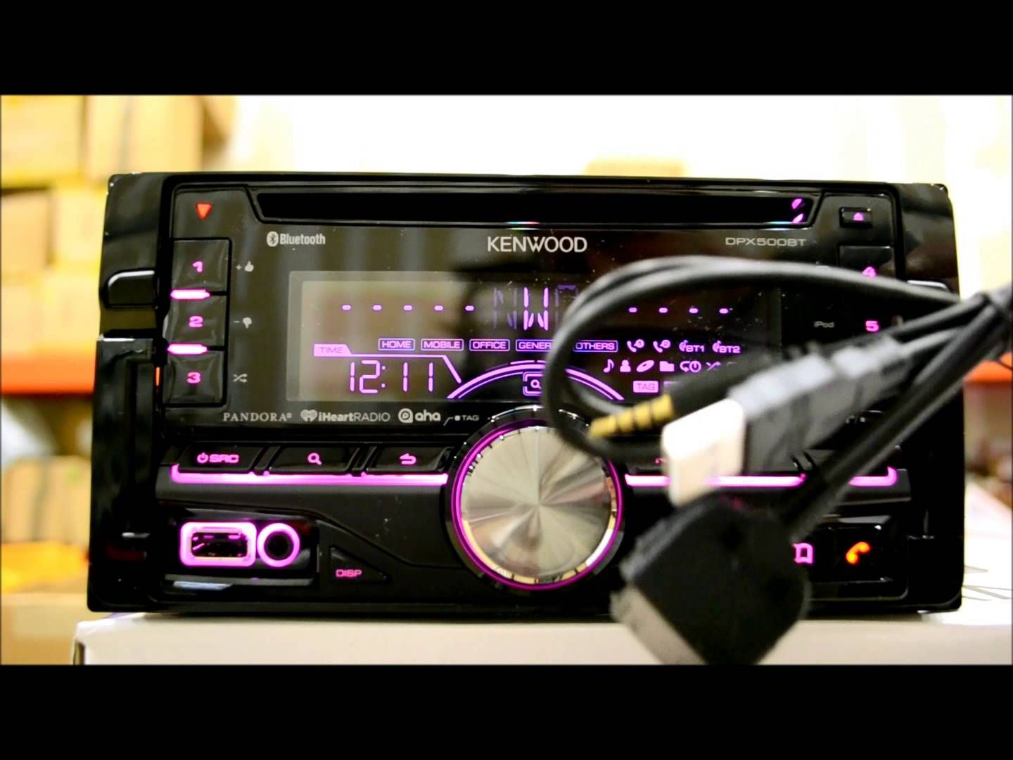 My Detailed Kenwood DPX500BT Stereo Review Kenwood