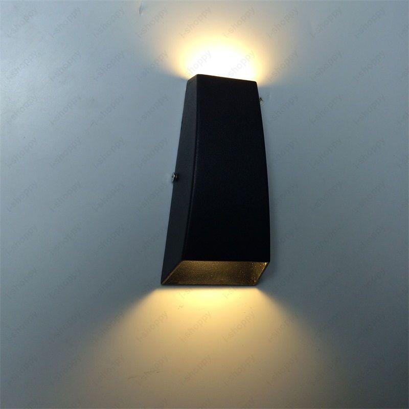 Outdoor 5w Led Lamp Wall Sconce Light Fixture Waterproof Ip64 Patio Garden Door Sconce Light Fixtures Outdoor Lighting Wall Sconce Lighting