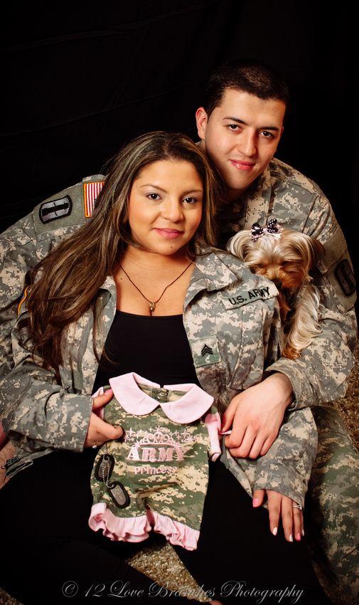 Family, maternity, yorkie, military photo  www.12lovebranches.com