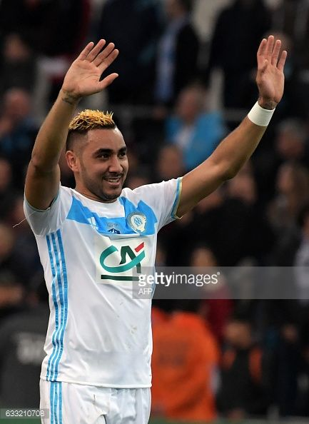02-01 Olympique de Marseille's French forward Dimitri... #homburgde: 02-01 Olympique de Marseille's French forward Dimitri… #homburgde