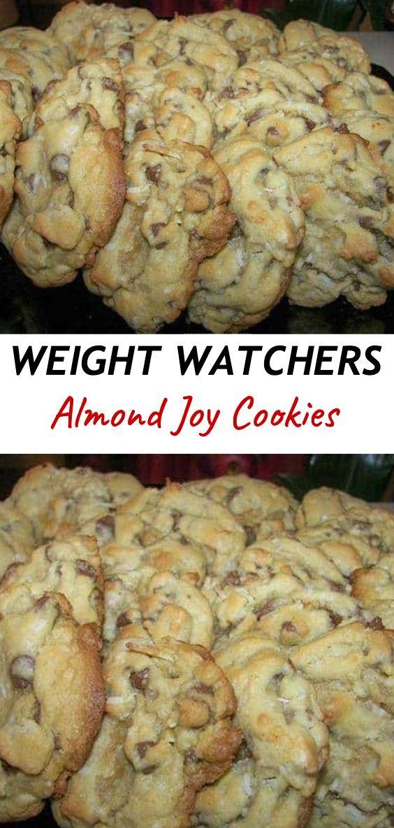 Almond Joy Cookies Recipes Joycookies Healthy Cookies