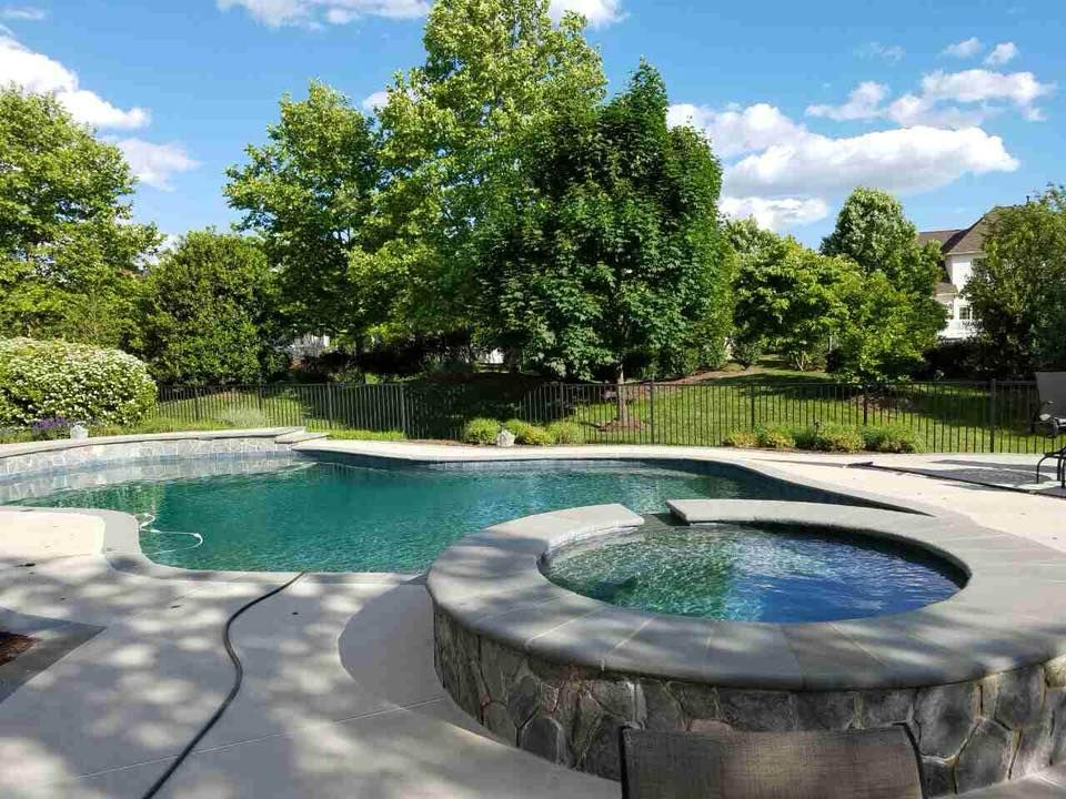 Residential Pool Service Pool Opening Pool Maintenance Great Falls Va Pool Residential Pool Pool Service