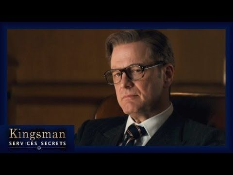 Bande Annonce De Kingsman Services Secrets Sortie Le 26 Novembre En France Kingsman Youtube The Secret