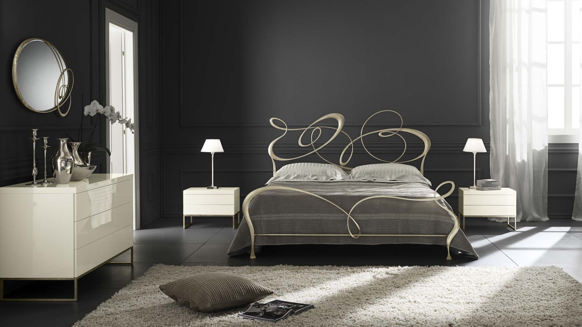 iron bed Ghirigori | For the Home nel 2018 | Pinterest | Camera da ...