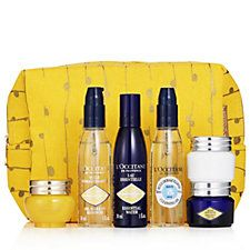 L'Occitane 6 Piece Cleanse & Moisture Discovery Collection