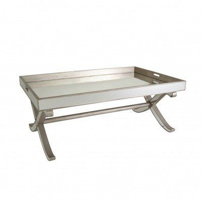 Betty Tray Top Coffee Table By Bethel International Hu80d Features Tray Top Is