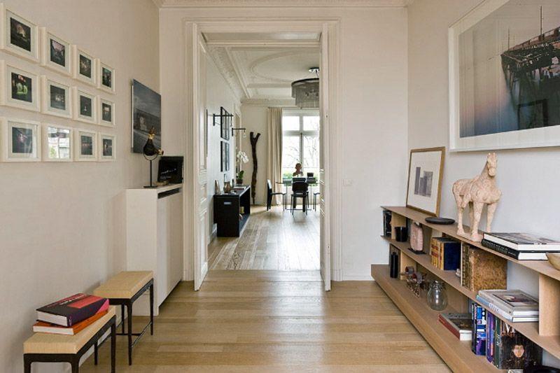 modèle déco entrée appartement | Salons
