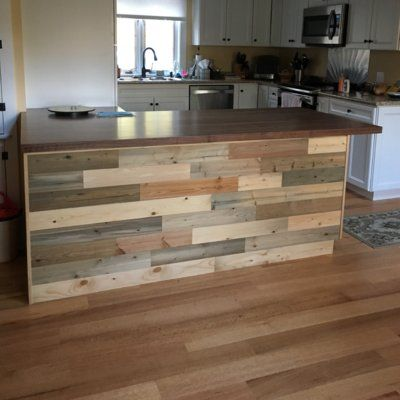 TimberChic 4  Reclaimed Wood Wall Paneling in Natural