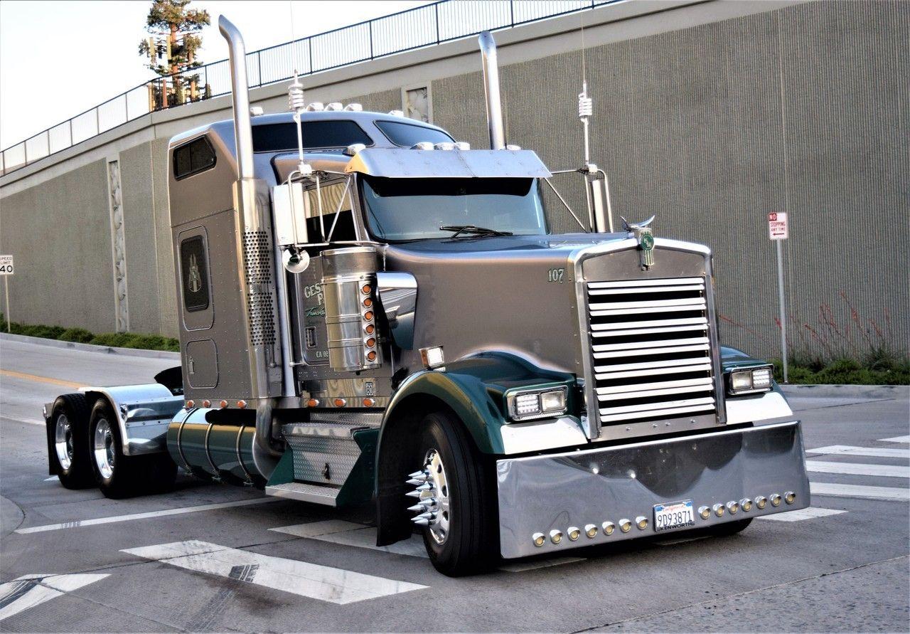 Millions of Semi Trucks Trucks, Semi trucks, Custom