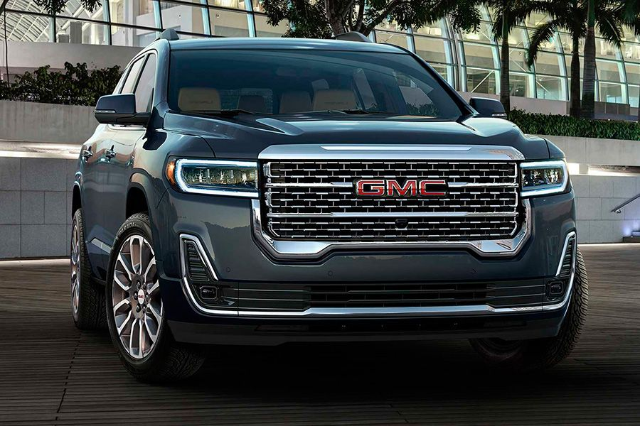 2020 Gmc Acadia Price Release Date Redesign Specs In 2020 Gmc