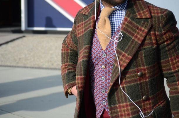 Street style Pitti Uomo 85 - Inspired by Peroni Italy - ziua 1 - Stil Masculin .ro