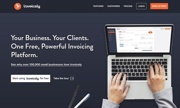 Invoicely Review \u2013 Free Online Invoicing for Small Businesses Art
