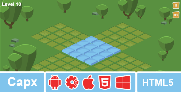 Isometric Puzzle - Construct 2 Puzzle Game | Codecanyon collections