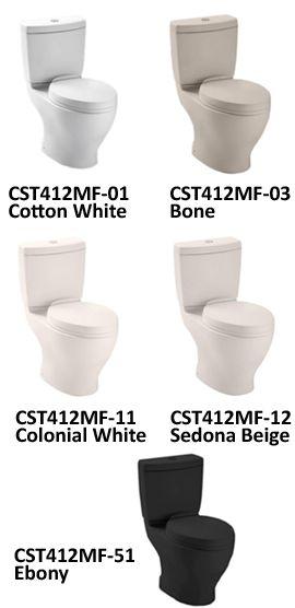 Toto Aquia Cst412mf Review Bathroom Design Powder Room Design