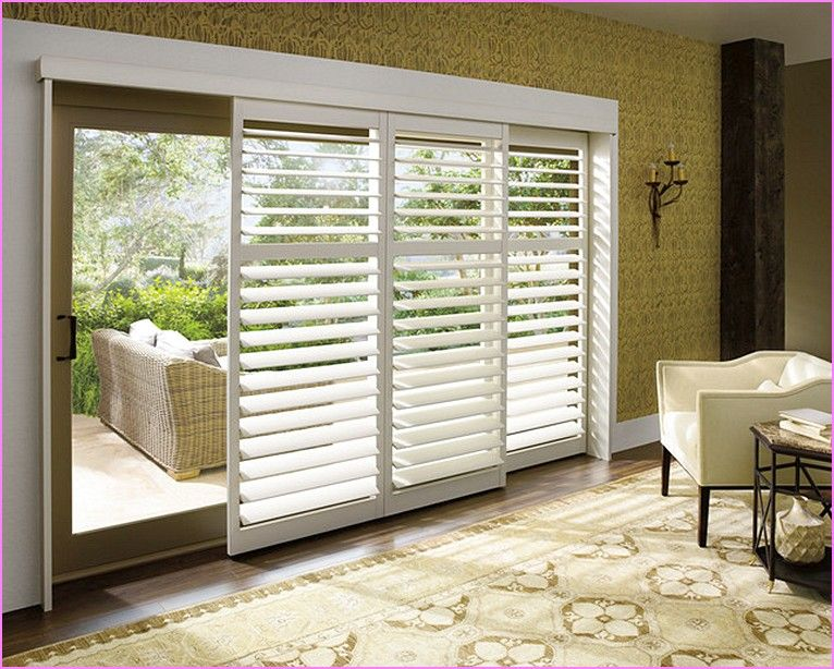 Best Window Treatments For Sliding Gl Patio Doors