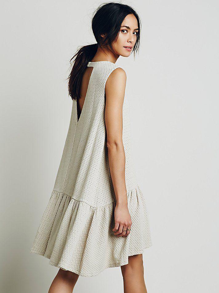 Free People Turn It On Knit Dress, $69.95