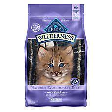 Blue Wilderness Grain Free Kitten Food Kitten Food Dry Cat Food Blue Buffalo