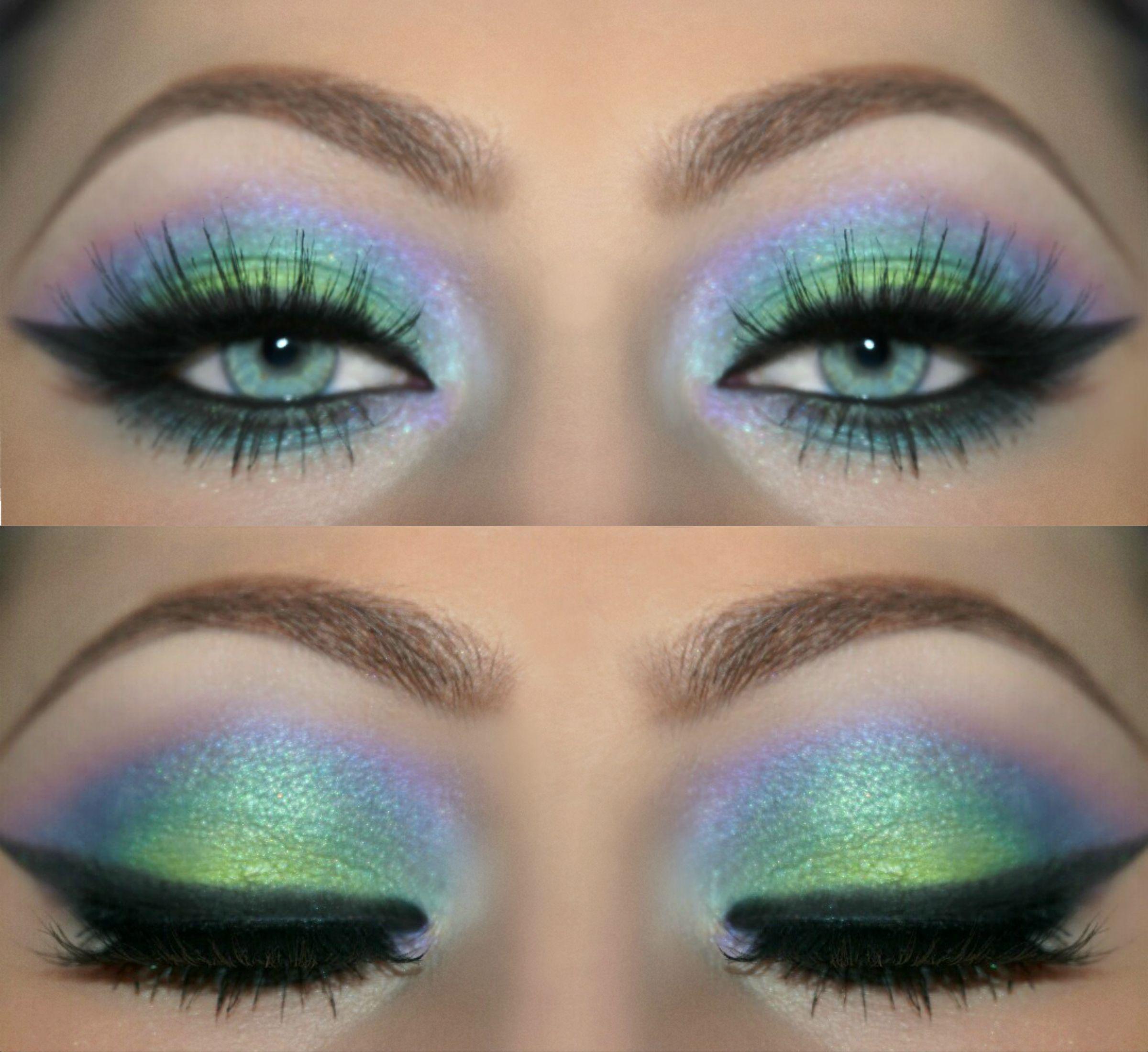 Weekend Beauty Cool Breeze Makeup Tutorial Bonnaroo Pinterest