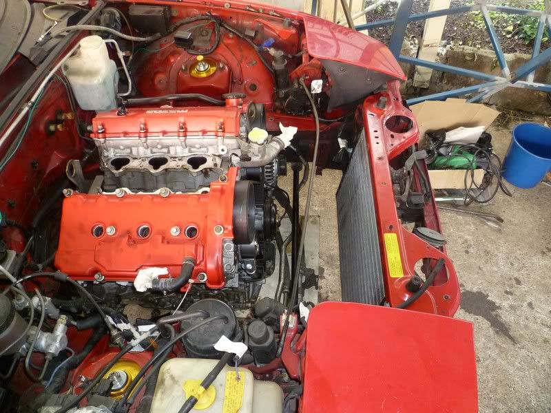 KL mazda v6 swap thread  - Page 7 - MX-5 Miata Forum | The answer is