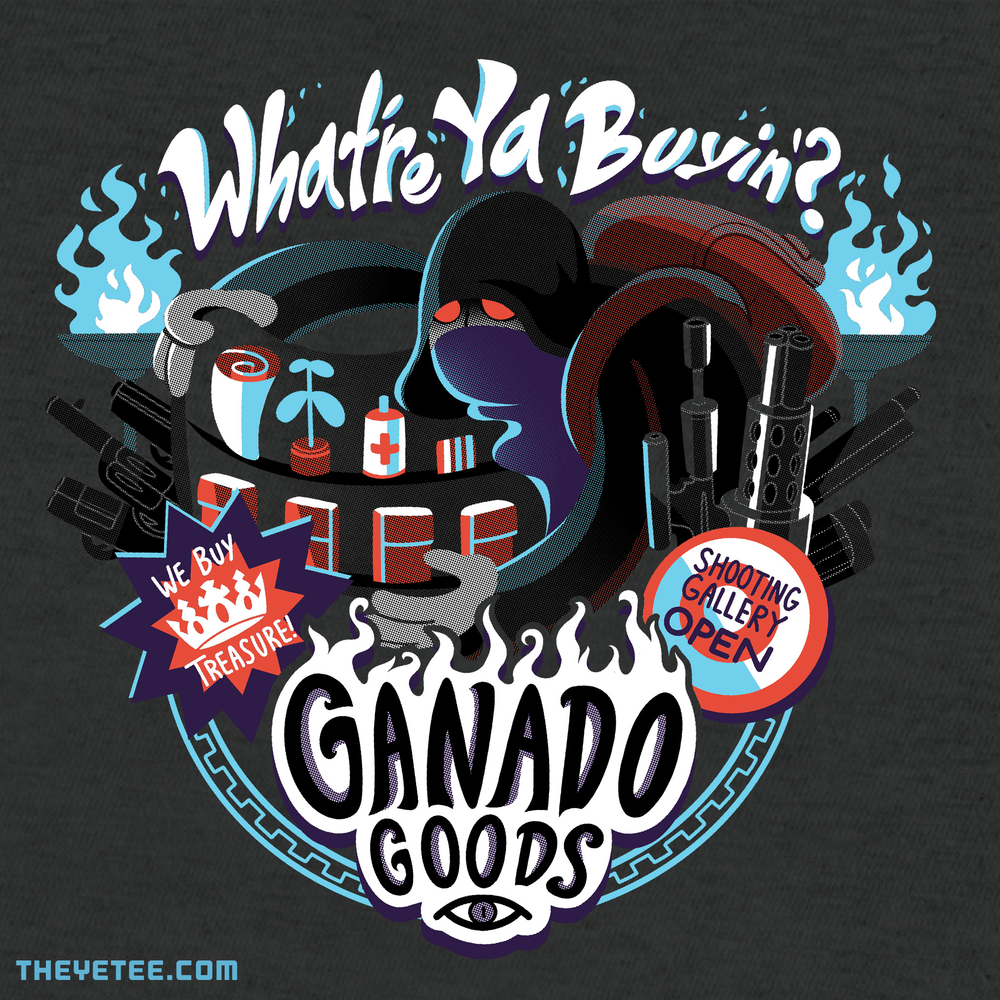 Ganado Goods By Versiris Today At The Yetee Resident Evil Yetee Evil Grab the latest working theyetee coupons, discount codes and promos. pinterest