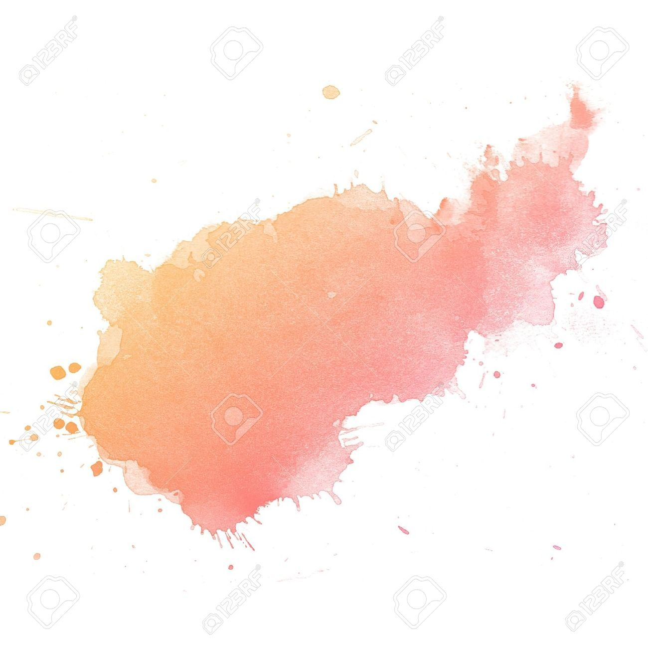 Stock Photo In 2020 Watercolor Splash Png Abstract Watercolor