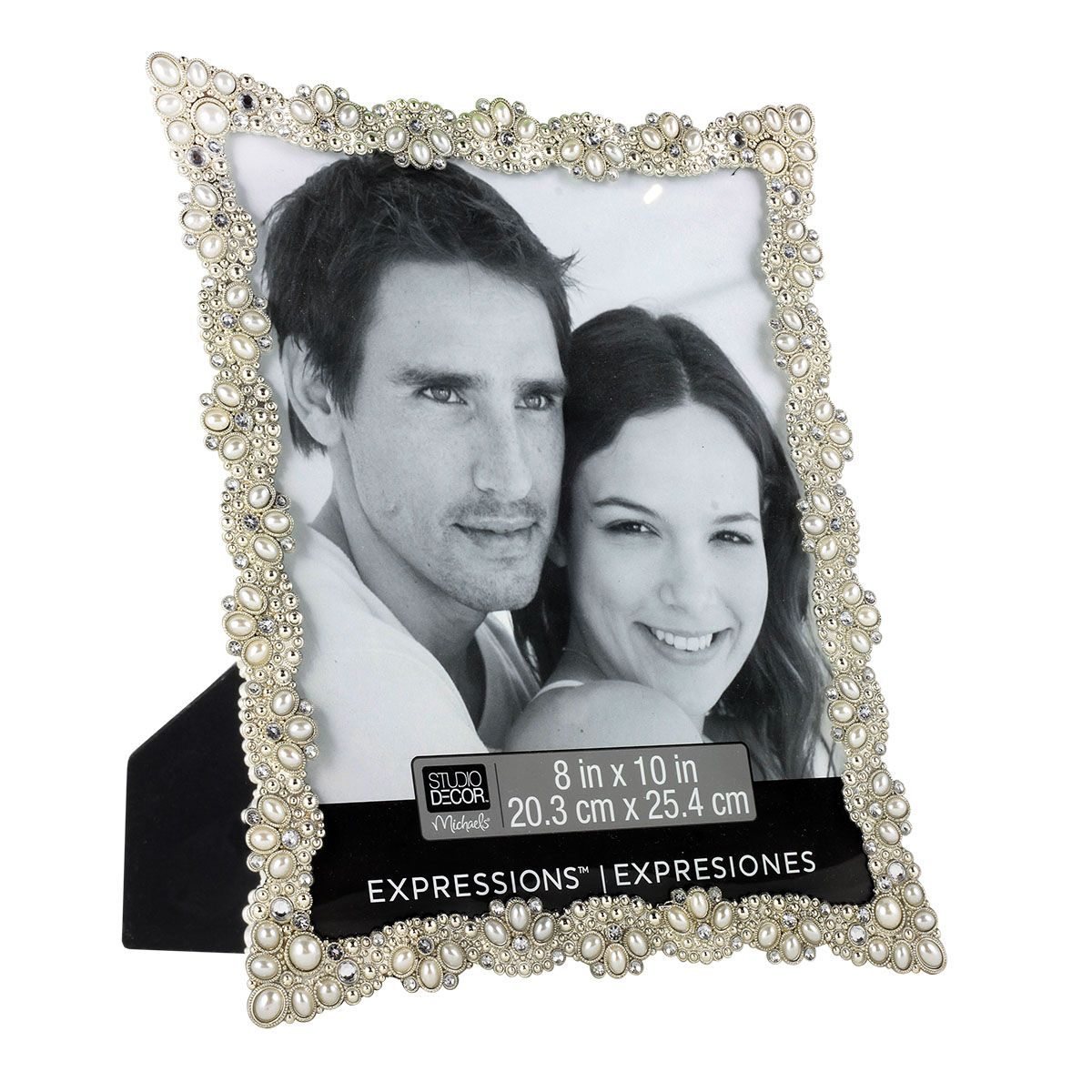 Jeweled Frame, Expressions™ By Studio Décor® Frame