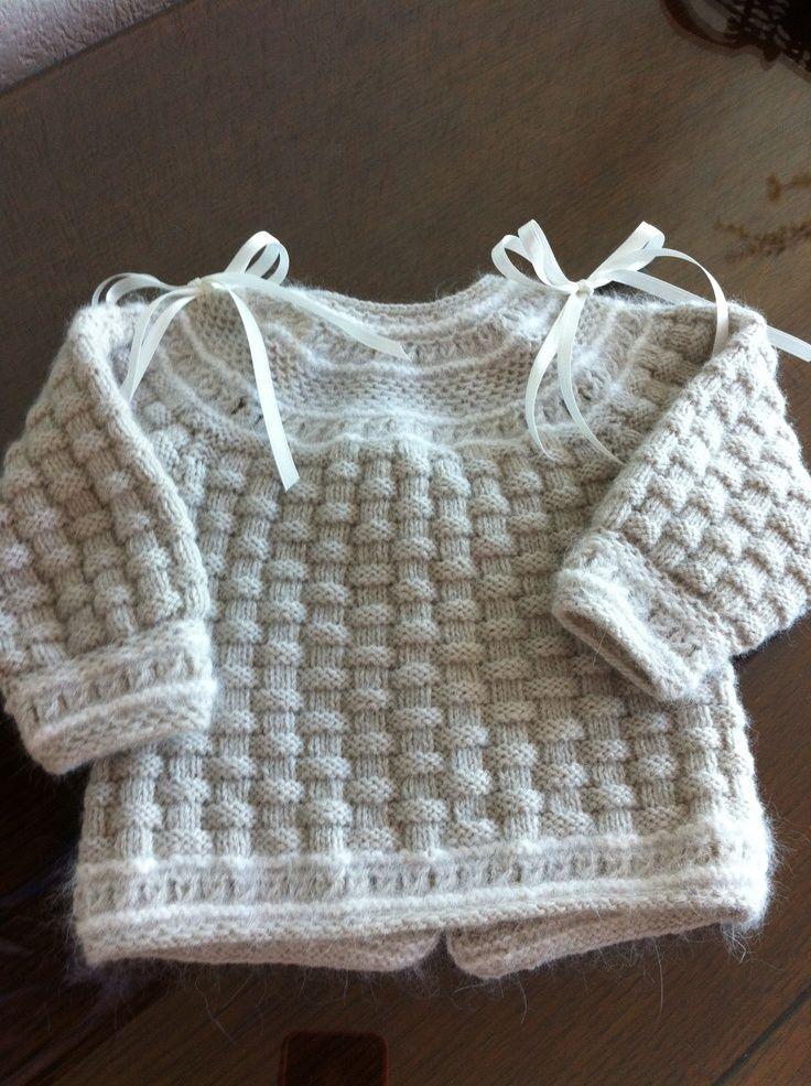 tutorial chaquetas bebe - Buscar con Google | tejidos | Pinterest ...