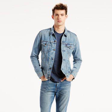 Men's Jackets - Shop Denim Jackets for Men | Levi's® | Nail The ...