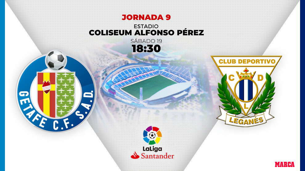 Laliga Santander 2019 20 Getafe Leganés Horario Y Dónde Ver Por Tv Hoy El Partido De Liga Marca Com Getafe Equipo De Fútbol Laliga Santander