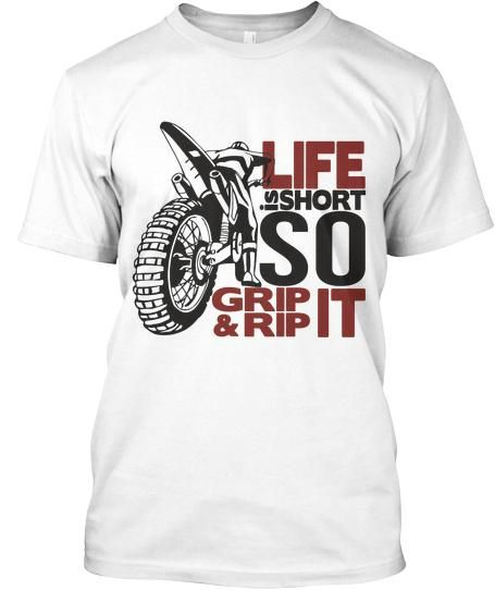 e8a8b6171cb Motocross t-shirt - limited edition