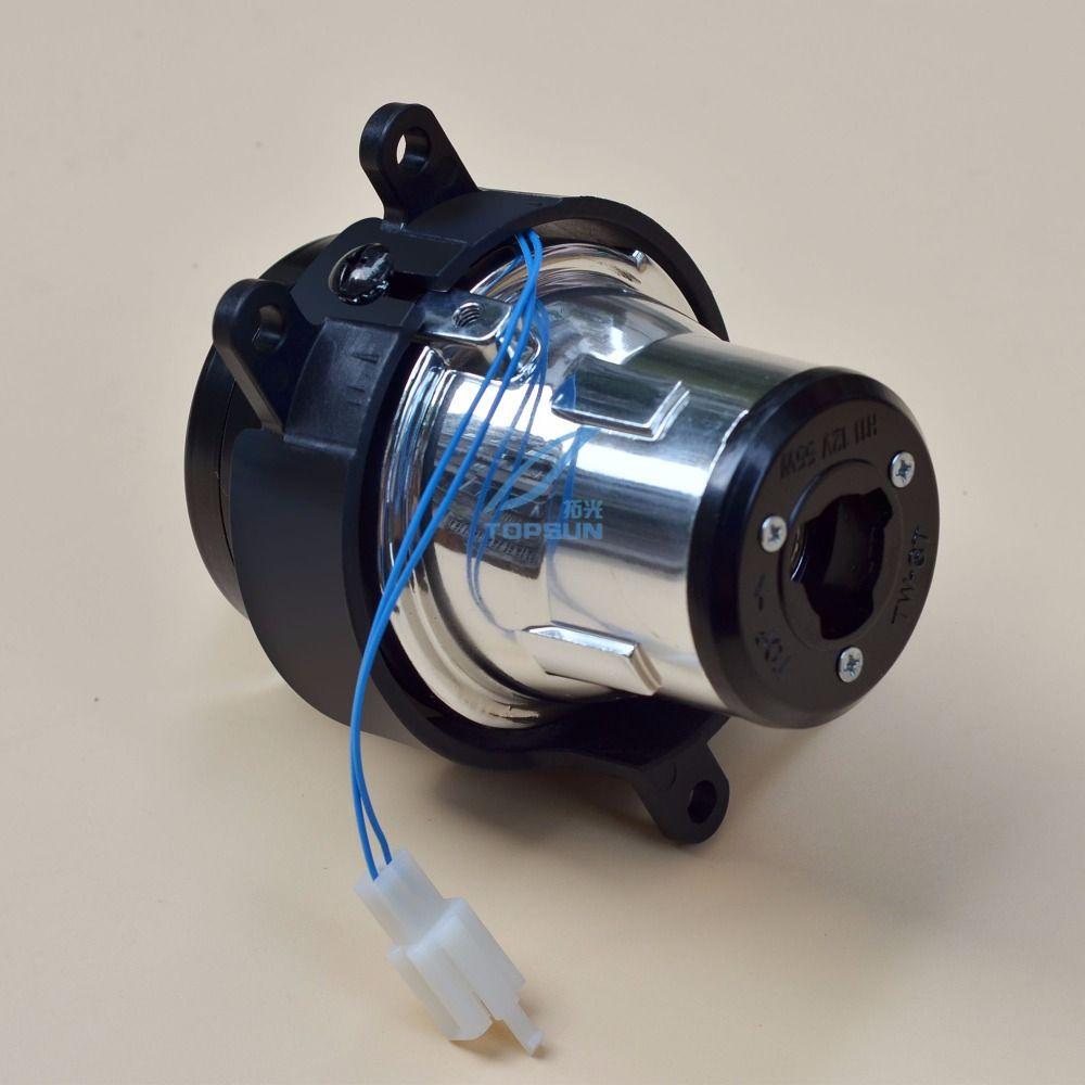 car bifocal fog lens front bumper lights assembly for toyota camry corolla highlander taiwan [ 1000 x 1000 Pixel ]