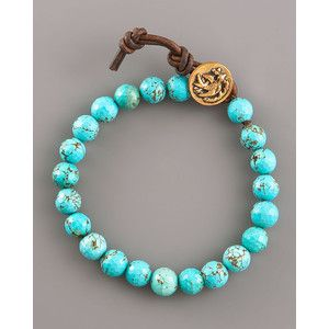Love The Turquoise Beads Jewelry Pinterest Bracelets